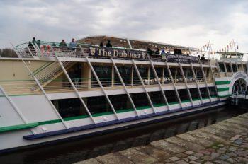 Schlösserfahrt auf dem Dresdner Salonschiff
