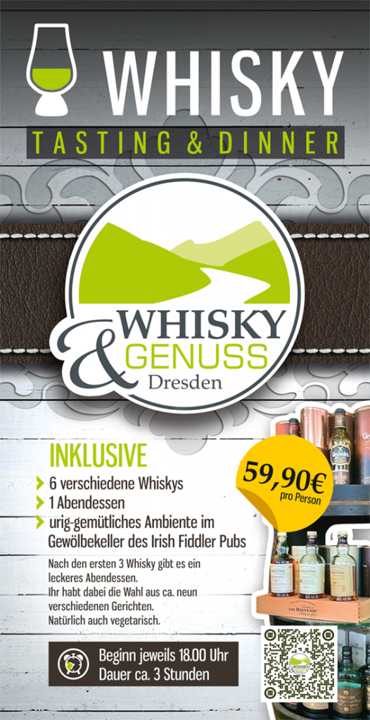 Fiddlers WHISKY Verkostung